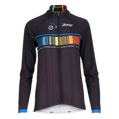 Zoot Cycle Ali'I Thermo L/S Women's Flying Hawaiian - Zoot Style # Z1603018 F16