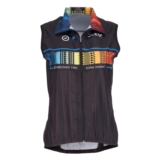 Zoot Cycle Ali'I Wind Vest Women's Flying Hawaiian