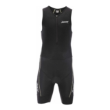 Zoot Performance Racesuit Men's Black/Pure Yellow