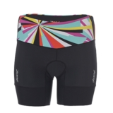"Zoot Performance Tri 6"" Short Women's Kaleidoscope/Black"