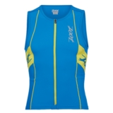 Zoot Performance Tri Full Zip Men's Zoot Blue/Yellow