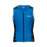 Zoot Performance Tri Full Zip Men's Blue Jetty