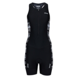 Zoot Performance Tri Racesuit Women's Surf Graffiti