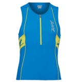 Zoot Performance Tri Tank Men's Zoot Blue/Yellow