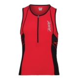 Zoot Performance Tri Tank Men's Zoot Red/Black