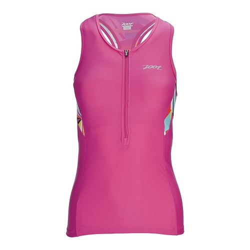 Zoot Performance Tri Tank Women's Kaleidoscope