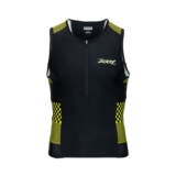 Zoot Performance Tri Tank Men's Volt Checkers
