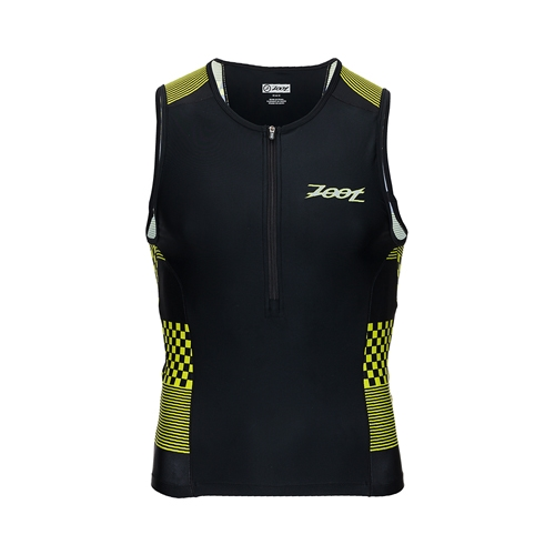 Zoot Performance Tri Tank Men's Volt Checkers - Zoot Style # Z1706019.VC S17 A