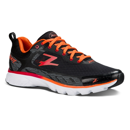 Zoot Solana Men's Black/Pewter/Solar Red - Zoot Style # Z150103401 C16