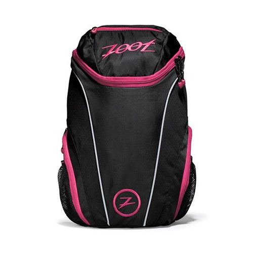 Zoot Sport Pack 2.0 Unisex Black/Punch
