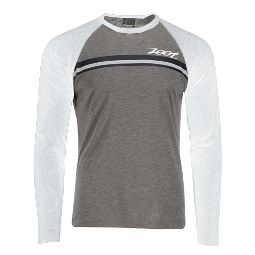 Zoot Surfside Ink L/S Men's Graphite Heather