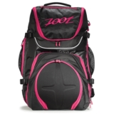 Zoot Ultra Tri Bag 2.0 Unisex Black/Punch