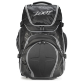 Zoot Ultra Tri Carryon Bag 2.0 Unisex Black/Pewter