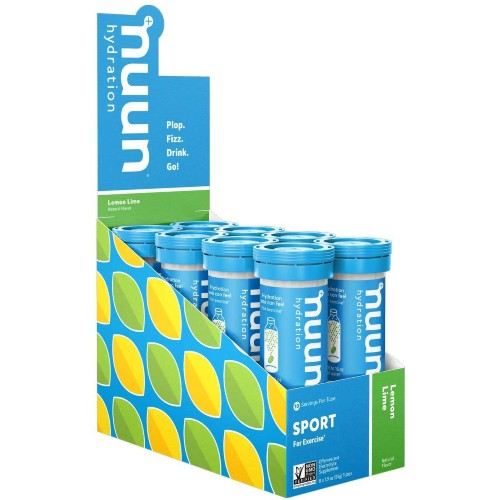 nuun Active Hydration (8Tubes) Lemon Lime