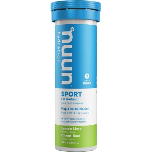 nuun Active Hydration Single Lemon Lime