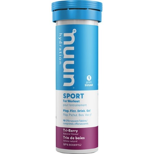 nuun Active Hydration Single Tri-Berry