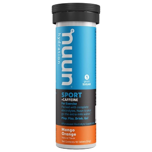 nuun Boost Single Mango Orange