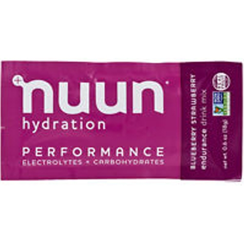 nuun Performance Sachet Blueberry Strawberry