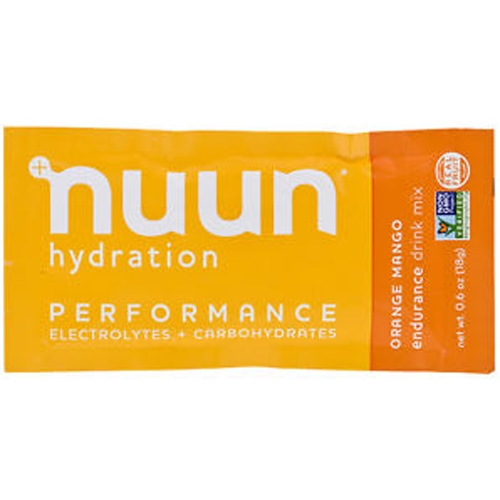 nuun Performance Sachet Orange Mango