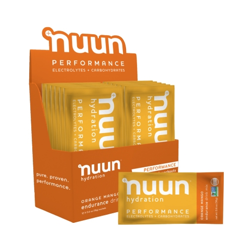 nuun Performance Sachets Orange Mango (12 SER)