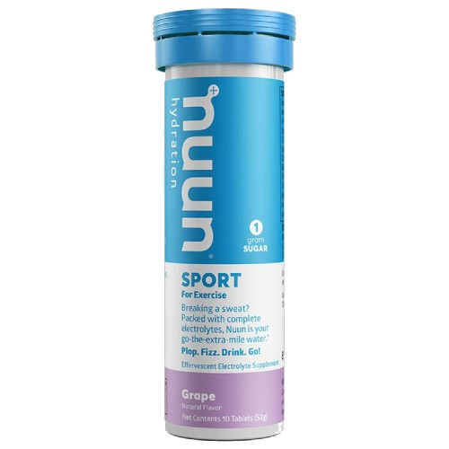 nuun Sport Hydration Single Grape