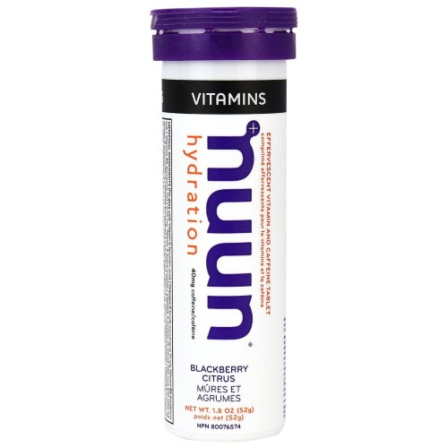 nuun Vitamins - Single Blackberry Citrus w Caffine