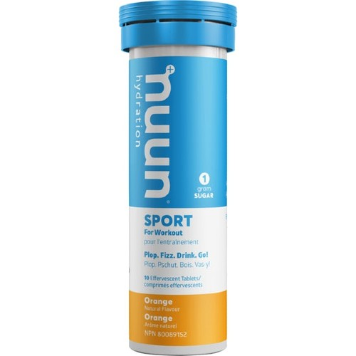 nuun-Sport-Hydration-Single Orange